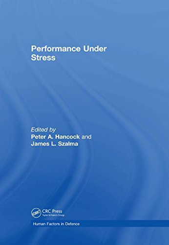 Performance Under Stress (Human Factors in Defence) (English Edition)