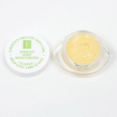 Eminence Apricot Whip Moisturizer Sample Set of 6 Travel Size by Eminence Organic Skin Care