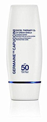 Germaine de Capuccini Excel Therapy O2 UV Urban Shield Crème de Protection SPF50 30 ml