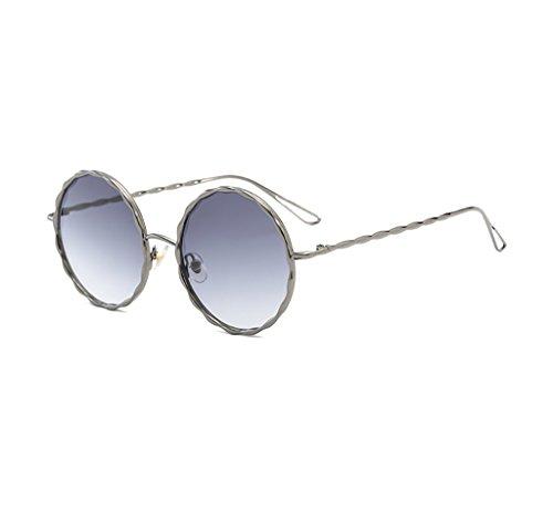 Wxx000 Sonnenbrille Mann Polarized Aviator Leichte Mode Sport Metallrahmen UV400 Schutz (Color : 4)