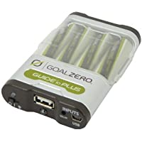 Goal Zero Guide 10 Plus W/ Batteries Battery Pack