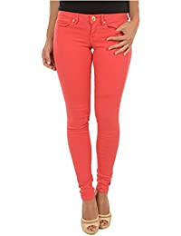 GUESS JEANS Jeans slim - W64A27 W7YE1 - FEMME