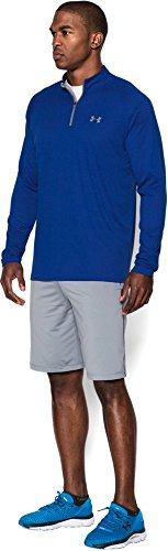 Under Armour Herren Ua Tech 1/4 Zip Fitness-Sweatshirts Blau (Royal)
