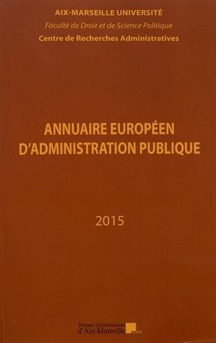 Annuaire européen d'administration publique : Tome 38, La déontologie des fonctionnaires