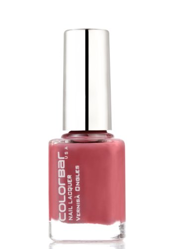 Colorbar Exclusive Nail Paint, Rose Quartz, 9ml