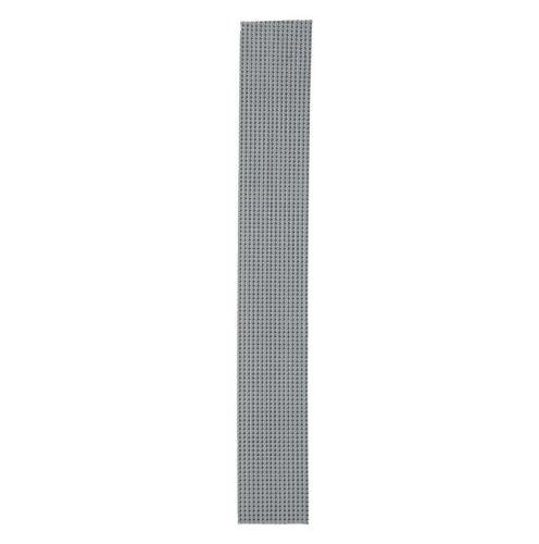 Perlstreifen silber 250 x 2 mm 15 Stück – Wachsstreifen