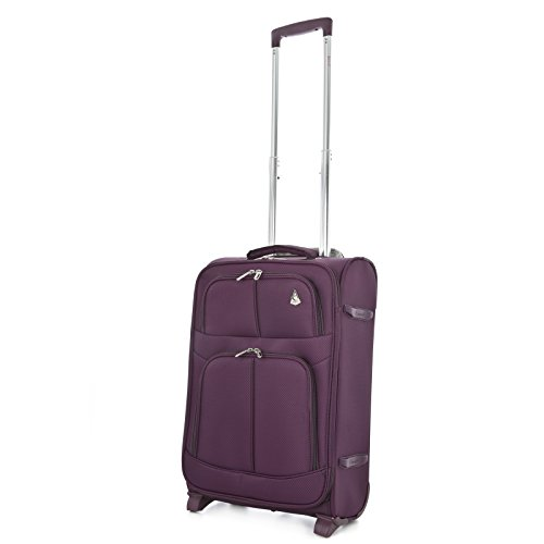 aerolite-aero9613-2-wheel-super-lightweight-hand-cabin-luggage-suitcase-21-55cm-33l-wine-suitable-fo