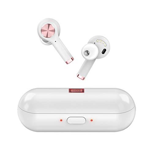 TWS Instant Translator-Kopfhörer, Mamum, Smart Wireless Bluetooth5.0-Headset 29 Sprache (Weiß) - Die übersetzung Headsets Für