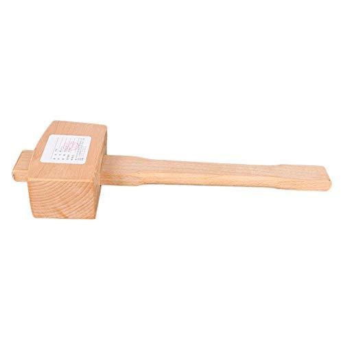 Hammer Mit Holz Griff, 10cm Kleine Buche Mallet Beat Holzhammer Rafter Holzbearbeitungswerkzeuge