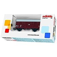 Märklin 4410  - Vagón de mercancías de locomotora/tren de circuitos , Modelos/colores Surtidos, 1 Unidad