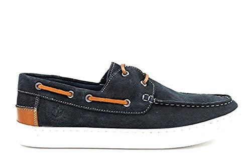 afb2768b17225f Lumberjack Bay SM62604 - Zapatos para Hombre, Color Azul Azul Size: 44 EU