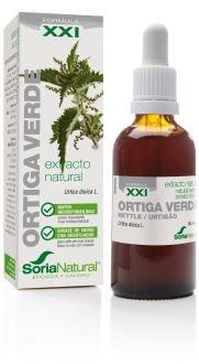 Soria Natural Extracto Ortiga Verde XXI - 2 Paquetes