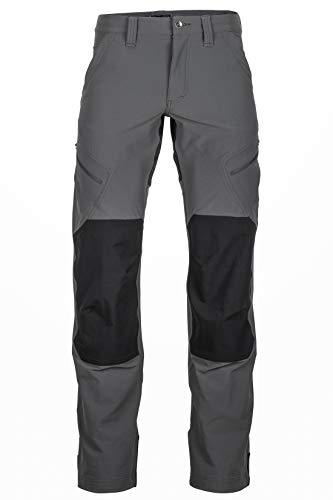 Marmot Herren Hose Highland, Slate Grey/Black, 30