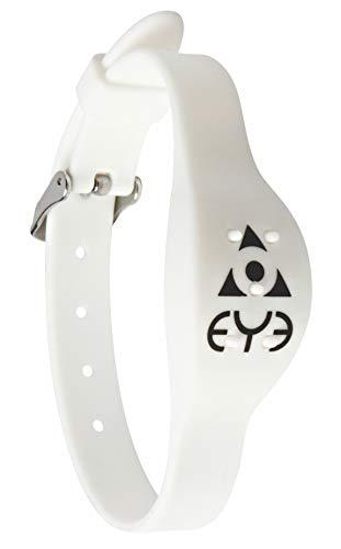 THEYE Anti-Mücken-Armband - verstellbar - Weiß