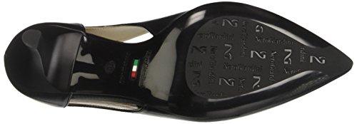 Toed Nero Aperto Donna 100 Scarpe Giardini P717430de 0q07I