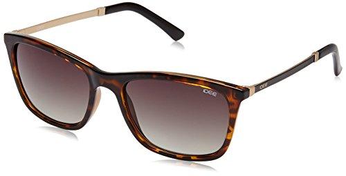 IDEE Gradient Square Men\'s Sunglasses - (IDS2136C3SG|55|Green Gradient Color)