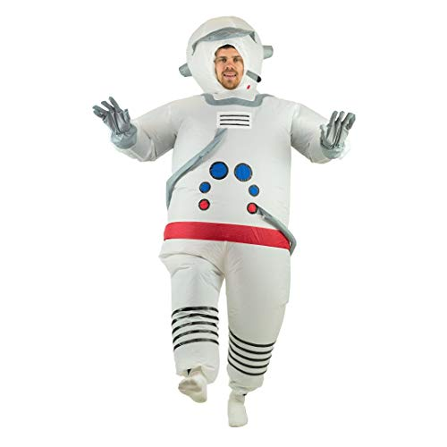 Kostüm Neil Armstrong - Bodysocks® Inflatable Astronaut Costume (Adult)