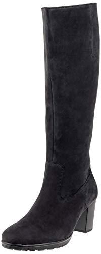 Gabor Shoes Damen Basic Hohe Stiefel, Blau (Ocean 16), 40 EU Basic Stiefel