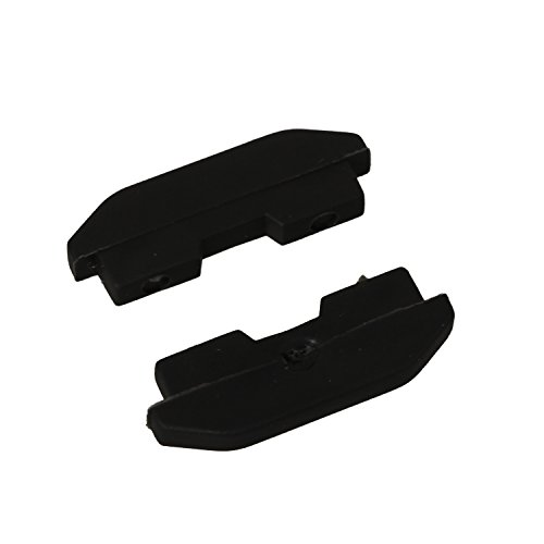 Price comparison product image eJiasu Replacement Rubber Foot Pads Part for PS4 Game Console CUH-1200 (1 Pair)