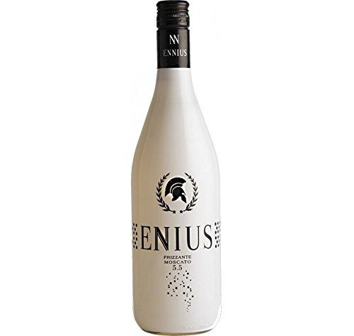 Vino Frizzante Ennius, elaborado con uva moscato, varios sabores. (PACK 3 unidades de...