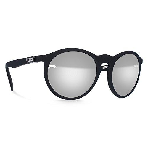 gloryfy unbreakable eyewear Sonnenbrille Gi8 Panto Trettmann, schwarz