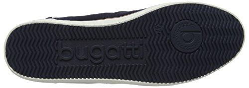 Bugatti Herren F48136 Sneaker Blau (Navy)