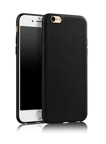 Galleria fotografica iPhone 6 / 6s Custodia, SDTEK Cover Case Bumper Caso Matte Matte Silicone Gel per iPhone 6 / 6s