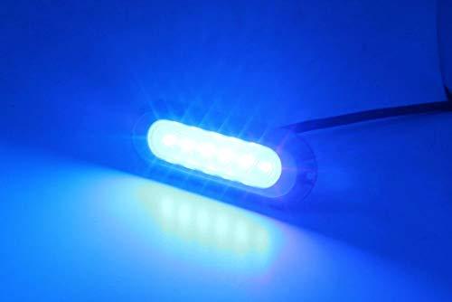 Swimhome 316L LED RGB 30W Marine Stahl Unterwasserscheinwerfer für Boote 30w-marine