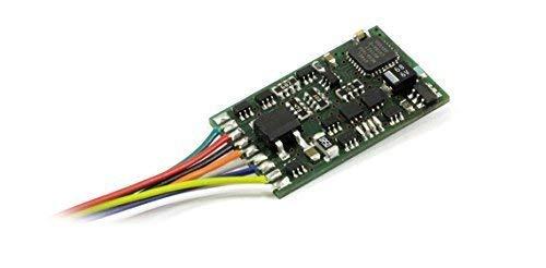 Lenz 10231-02 Lokdecoder Standard+ V2, 1,0A, mit Stecker NEM 652 (V2 Standard)