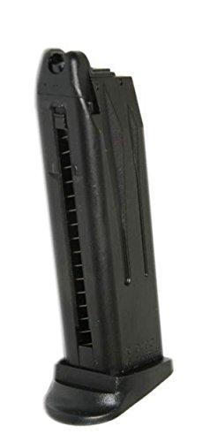 Magazin für Heckler & Koch USP .45 Gas 1.0 J schwarz -