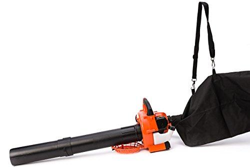 TIMBERPRO 26cc 3 in 1 Petrol Powered Blower Vac, Vacuum Mulcher Shredder, Leaf Blower