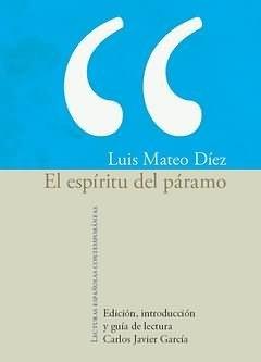 El espíritu del páramo (Lecturas españolas contemporáneas, Band 3)
