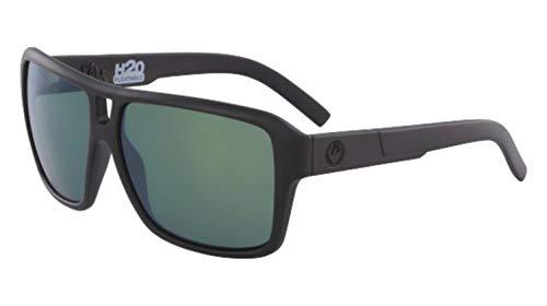 Drachen Sonnenbrille Matte Black Polarized Petrol THE JAM 22511-003