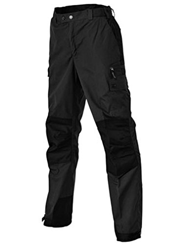 Pinewood - Lappland, pantalone outdoor, unisex Atracite /Black