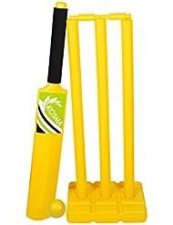 Kosma Cricket Crazy - Juego de críquet, tamaño mediano