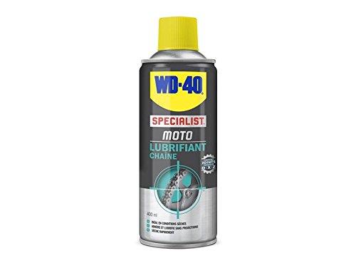 Lubrifiant chaîne WD-40 Specialist Moto 400ml – 5533121