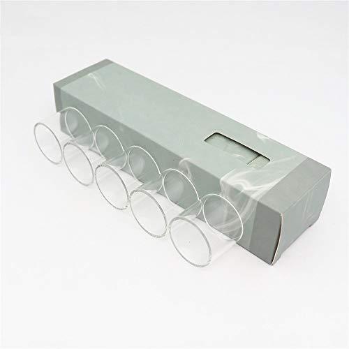 Preisvergleich Produktbild Denghui-ec,  5 STÜCKE Glasröhre für Geekvape Ammit MTL RTA 4 ml Glas Tank,  Frei von Tabak und Nikotin (Bundle : Ammit MTL 4ML,  Color : Clear)