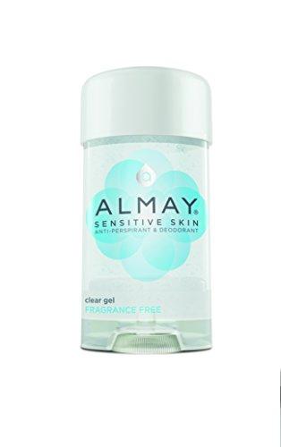 Almay - Hypoallergéniques Clair Gel Parfum Déodorant