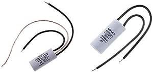 Entstörkondensator 0 1uf 2x 0 0027uf 16x37mm Miflex Elektronik