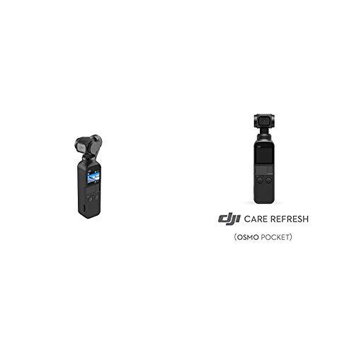 Foto DJI Osmo Pocket V2 - Stabilizzatore 3, Videocamera 4K, 60 fps, Foto 12MP,...