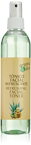 Argan-Aloe 70140 - Tónico facial refrescante con