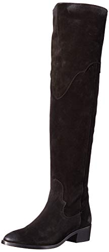 FRYE Women's Ray OTK Over The Knee Boot (Frye Leder-jeans)