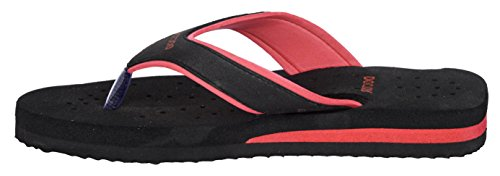 Doctor Extra Soft Mesh Dr.Slippers For Women - Medium (Red)