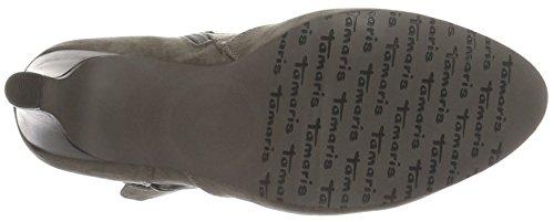Tamaris 25372, Bottes Classiques Femme Marron (Cigar 314)