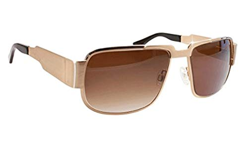 NAUTIC Elvis-Brille (gold) Original von NEOSTYLE