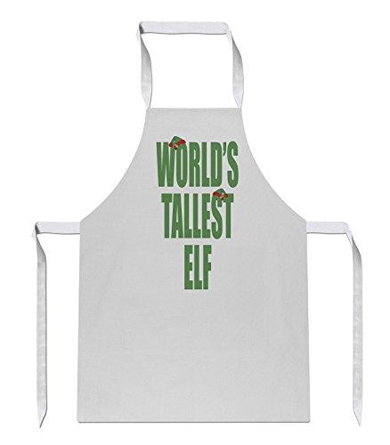Del mundo más altos Elfo delantal