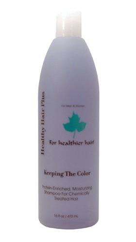 Healthy Hair Plus - Keeping The Color Shampoo - 16oz by Healthy Hair Plus