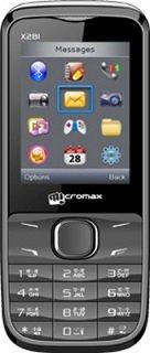 Micromax X281 Mobile Phone