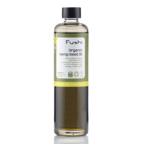 Hemp Seed Organic Oil Virgin 100ml Cold Pressed