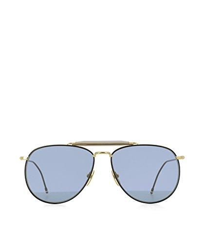 thom-browne-occhiali-da-sole-uomo-tb015ltdnvygld62-acciaio-oro